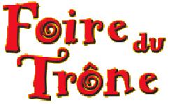 Logo de Foire du trône