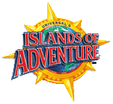 Logo de Universal Studios Islands of Adventure