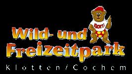 Logo de Wild und Freizeitpark Klotten