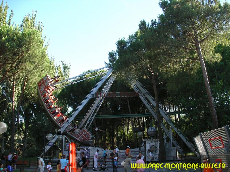 Parque de atracciones Pleasure Ridge