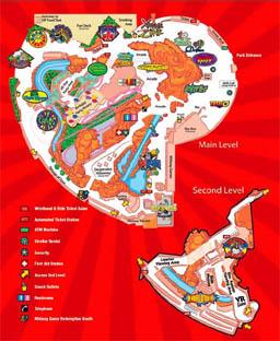 plan de adventuredome
