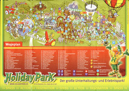 plan de holiday-park