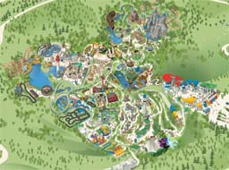 plan de legoland-windsor