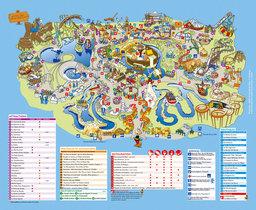 plan de parc-asterix