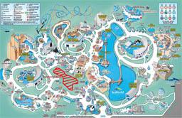 plan de seaworld-orlando