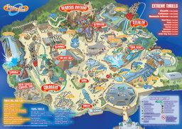 plan de thorpe-park