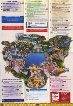 plan de universal-studios-islands-of-adventure